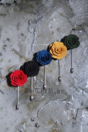 ByTheRVivid Rose Boutonniere