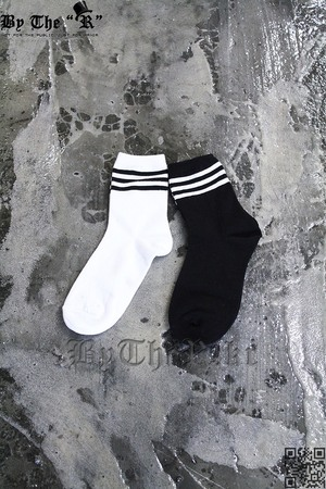 ByTheRNoble short socks