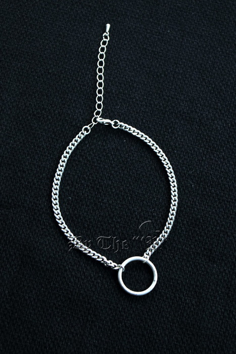 ByTheRVintage Ring Chain Anklet