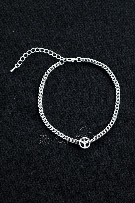 ByTheRPeace Pandent Chain Anklet