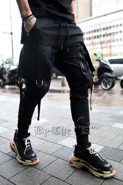 ByTheRTechwear Zip Pocket Jogger Pants