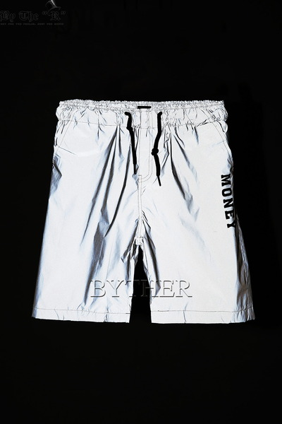 ByTheRScotch Light Reflect Money Shorts