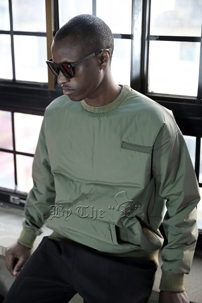 ByTheRKangaroo Pocket Padded Sweatshirts