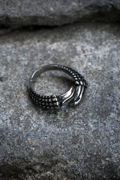 ByTheRDragon Talon Metal Ring