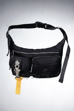 ByTheRMulti pocket Sling Bag