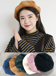 66GIRLSCorrugated Beret