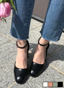 66GIRLSAnkle Strap Pumps