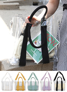 66GIRLSPVC Tote Bag