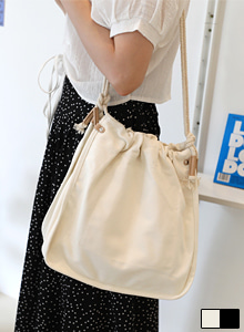 Cotton Crossbody Bag