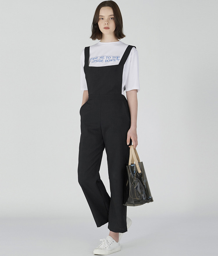 Cool Banding Jump Suit