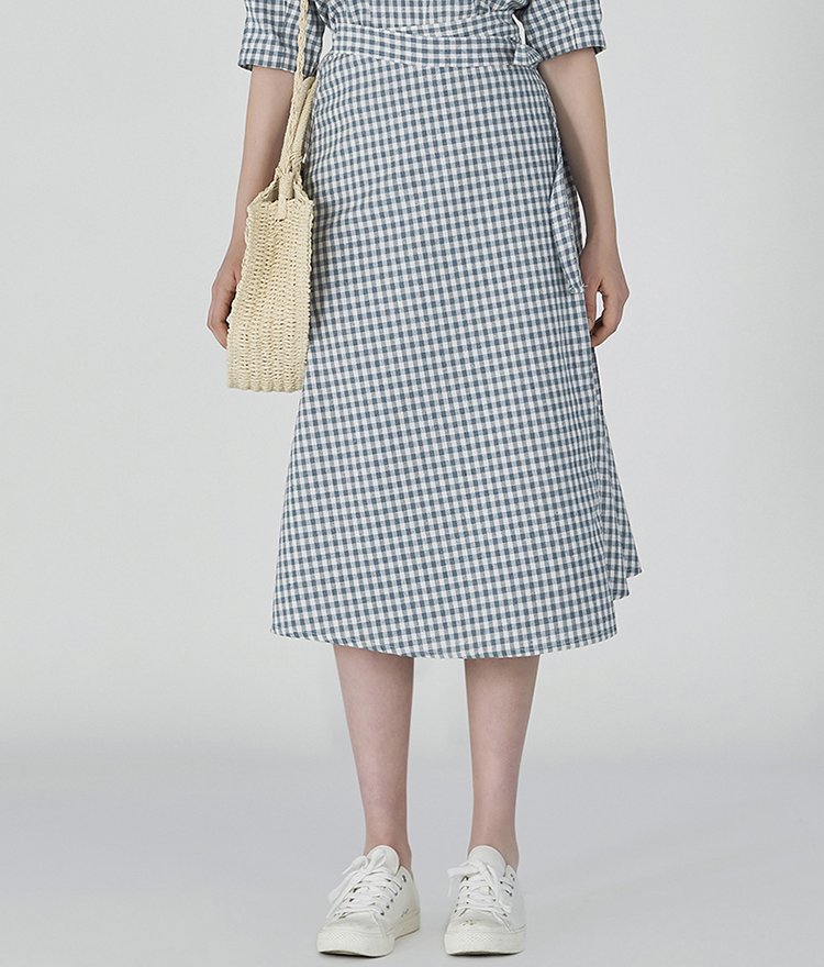 Wrap Picnic Skirt