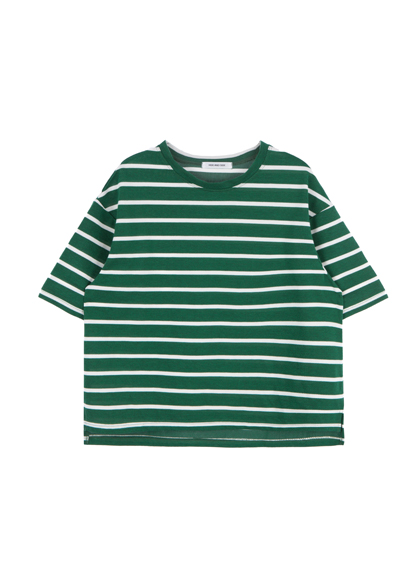 HIDE AND SEEKStriped Boxy T-Shirt