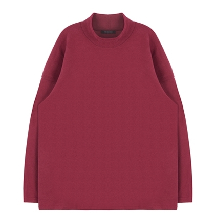 HIDE AND SEEKBasic High Neck Pullover
