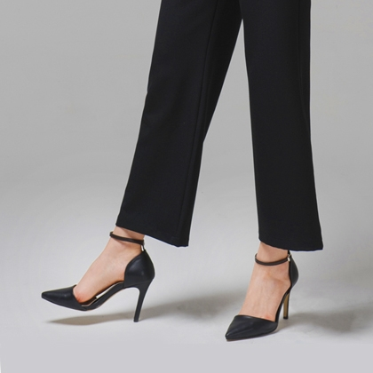 Point Toe D'Orsay Pumps