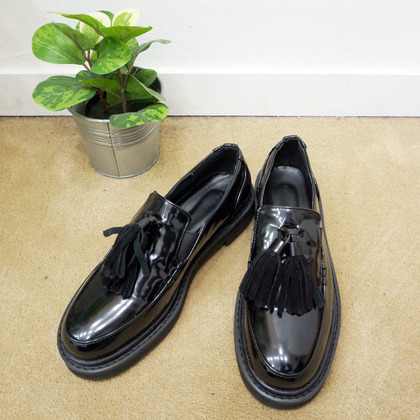 Tassel Detailed Slip-On Loafers