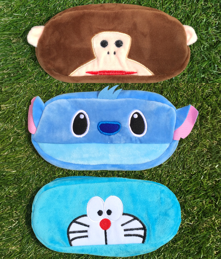 Cartoon Character Long Pouch