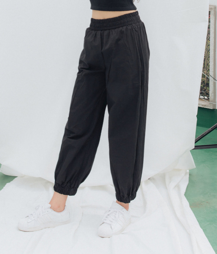 QUIETLABElastic Waistband Sweatpants