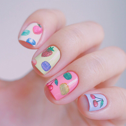 KUMA NAILUniqueマカロン
