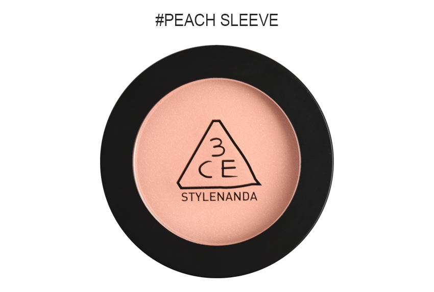 Phấn Má 3CE FACE BLUSH #PEACH SLEEVE - 3CE051