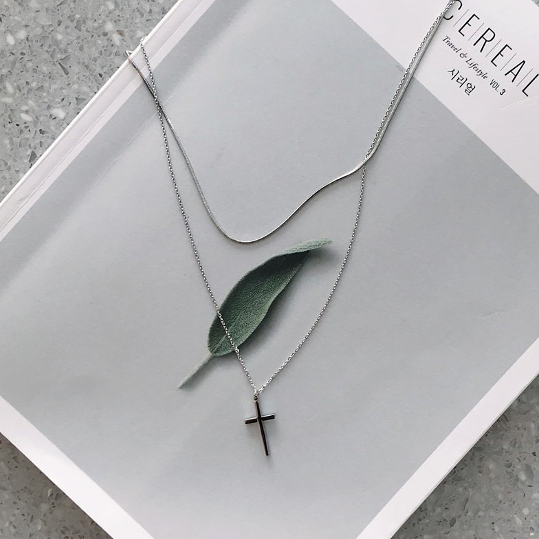 Withipun Cross Pendant Necklace
