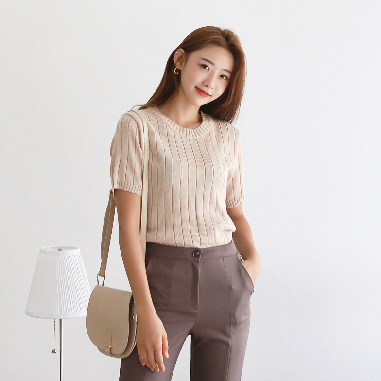 Withipun Thick Rib Knit Top