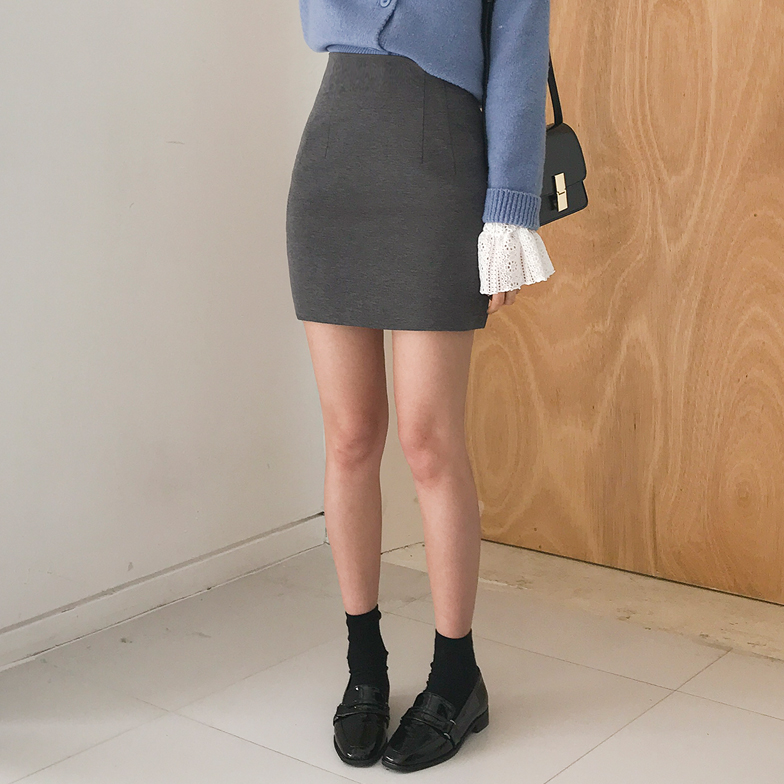 Withipun Basic Mini Skirt