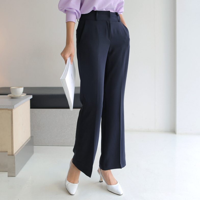 Withipun Side Pocket High Waist Pants