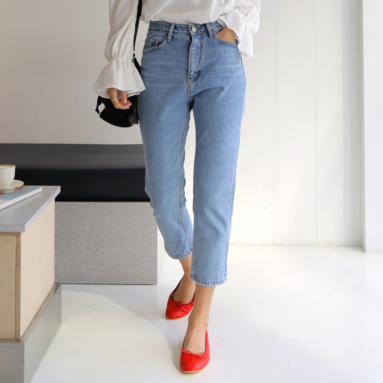 Withipun Side Pocket High Waist Jeans