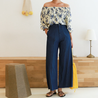 Withipun High Waisted Wide Leg Jeans