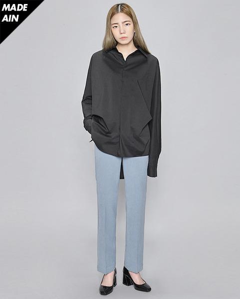 FRESH A draping shirts (2 colors)