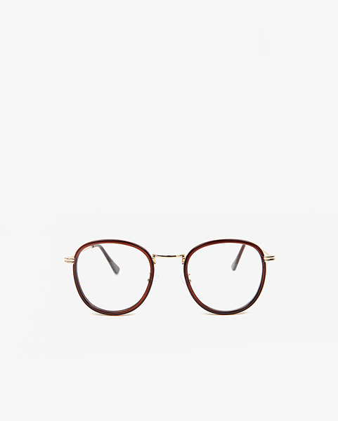 simple mood glasses  (2 colors)