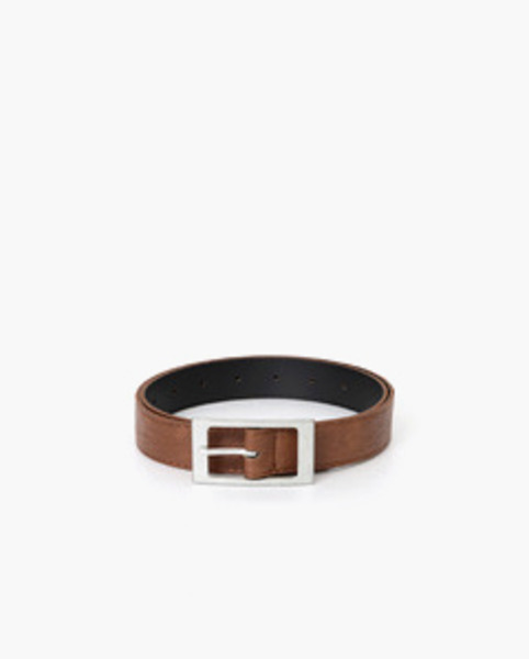 wide square belt (3 colors)
