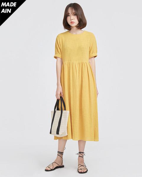 FRESH A linen long ops (3 colors)