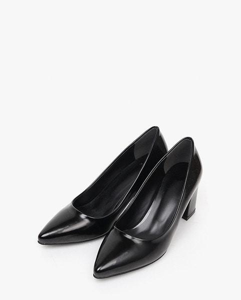 feminine pumps heel