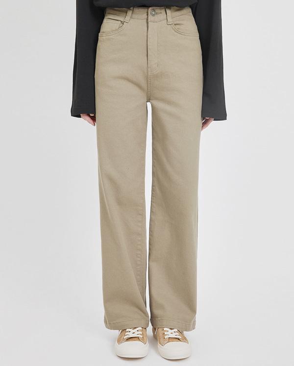 endy wide cotton pants (s, m, l)