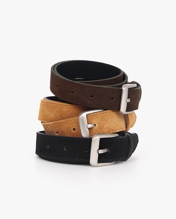 present for suede belt
