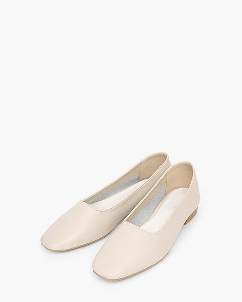 wooden trendy flat shoes (225-250)