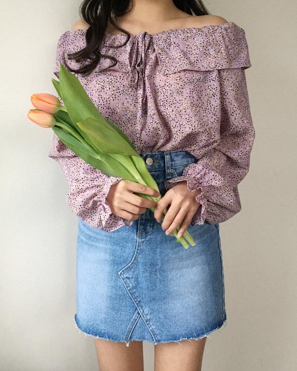 enjoy mini cutting skirt (s, m, l)