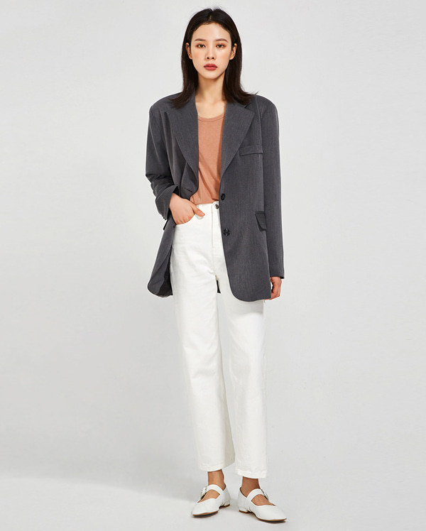 union loose fit jacket
