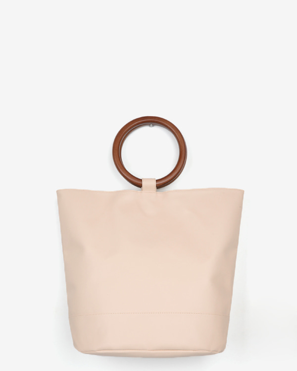 elegant ring tote bag