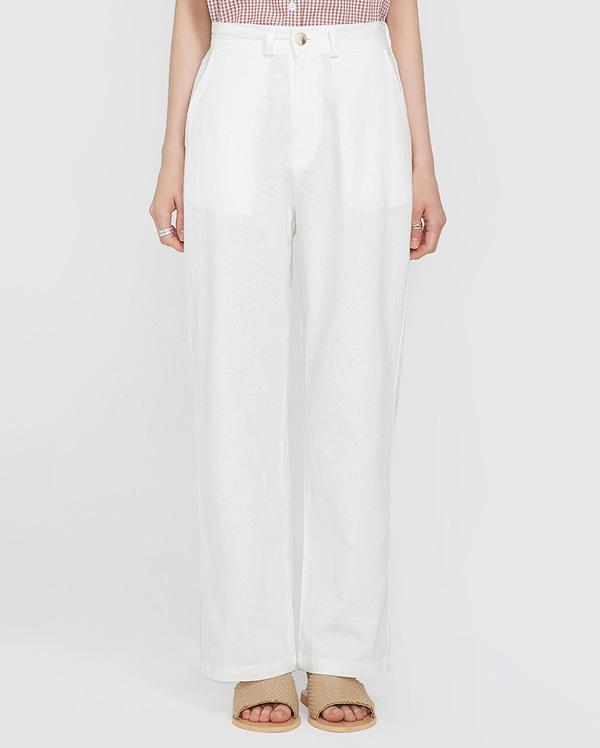 evening thin linen pants (s, m, l)