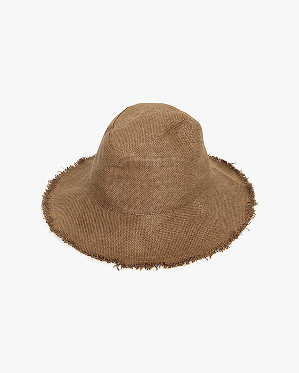 natural vintage hat