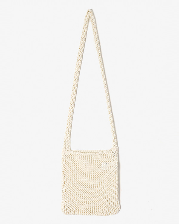 vivid casual knit bag