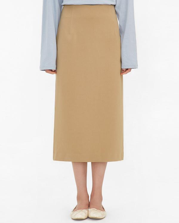 melting midi skirt (s, m)