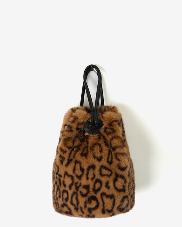 variety mini fur bag