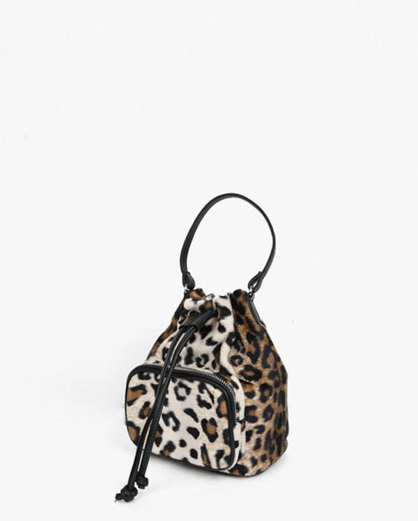 leopard lucky bag