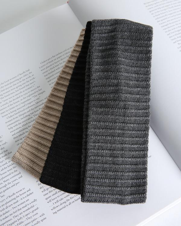 wide golgi hairband