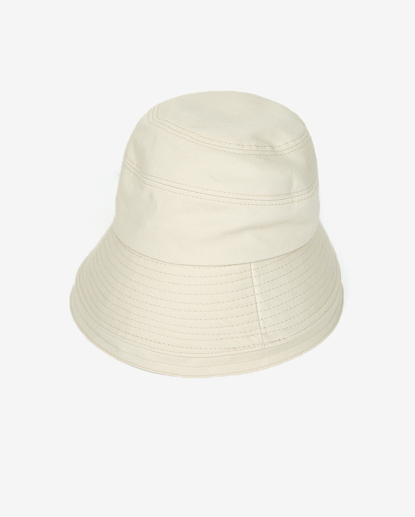 light cotton bucket hat