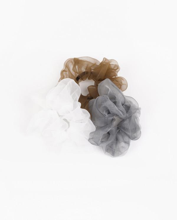 clear hairband