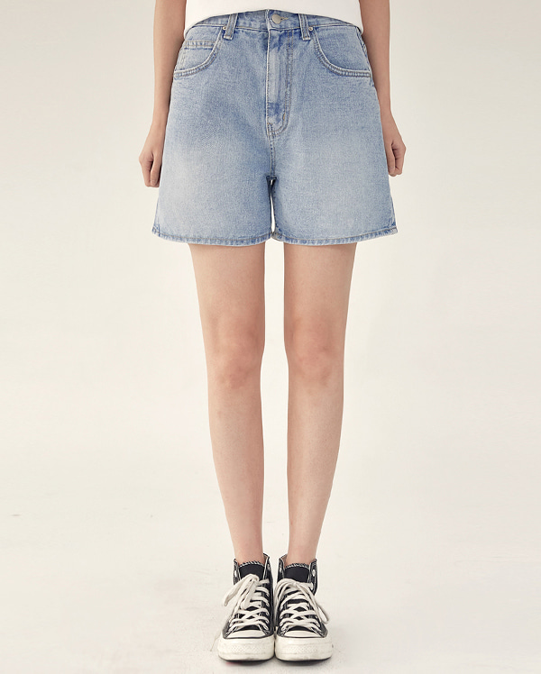 pit denim short pants (s, m, l)
